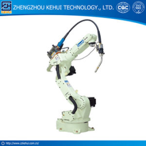 OTC Brand Multifunctional TIG Arc Welding Robot for Production Line