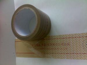 Adhesive Tamper Proof Partial Transfer Void Security Warranty Seal Tape