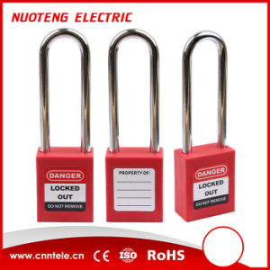 76mm Durable Safety Padlocks with Master Key pictures & photos