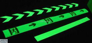 Luminescent Tape