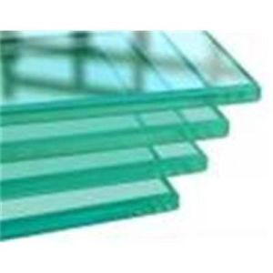 Tempered Glass with Flat Polish Edges pictures & photos