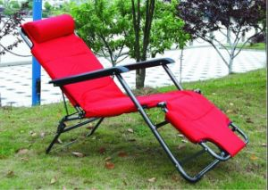 Double Use Folding Leisure Chair & Bed (YLX-6015B)