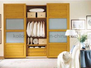 Wardrobe / Wooden Wardrobe (WD-04)