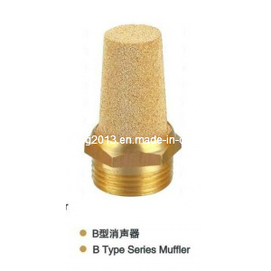 Bronze Sintered Muffler Element pictures & photos