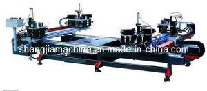Aluminium Window Four - Head Corner Combining Machine (LM4A-100*1800*3000)