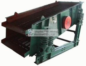 Vibrating Screen with Auto Centering