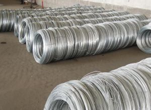 Galvanized Steel Wire of 2.8 mm Thickness for Making Wire Mesh pictures & photos