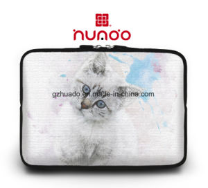 Notebook Sleeve 7 9.7 10.1 12 13 13.3 14 14.1 15 15.6 17 17.3 Inch Laptop Bag Sleeve for MacBook Air PRO Case pictures & photos