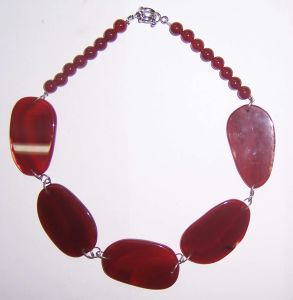 Fashion Gemstone Necklace, Semi Precious Stone Necklace, Jewellery <Esb01331> pictures & photos