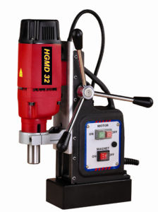 Magnetic Drill Hgmd - 32 (Two speed variable) pictures & photos