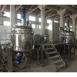 Vacuum-Type Machines Homogeneous Emulsifier (RH)