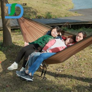 2017 Custom Outdoor Camping Nylon Hammock Beach pictures & photos