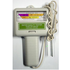 Swimming Pool SPA pH & Chlorine Water Tester pictures & photos