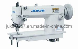 Heavy Duty Top and Bottom Feed Lockstitch Sewing Machine--Juk0302/0318