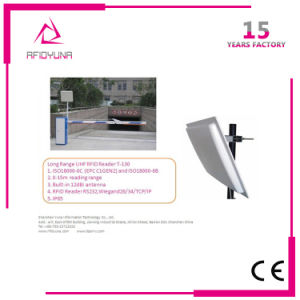 RJ45 20m Long Distance Integrated 12dBi UHF RFID Antenna Reader pictures & photos