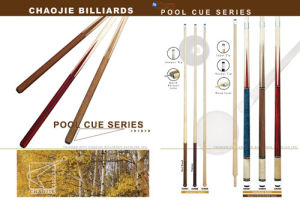 Pool Cue Series (TN007)