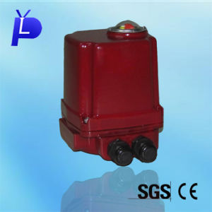 Energy Saving Electric Actuator for Ball Valve (Q1)