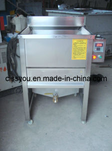 French Potato Chips Frying Fryer Machine (WSTP) pictures & photos