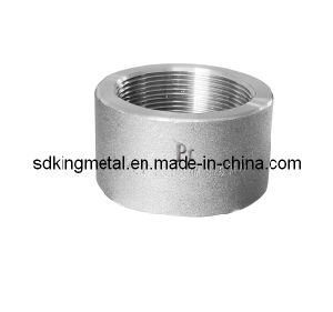 Forged Steel Threaded Half Couping pictures & photos