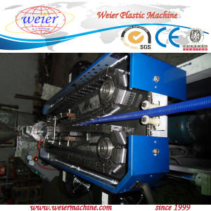 Sj-65/30 High Speed Single Wall Corrugated Flexible Hose Making Machine pictures & photos