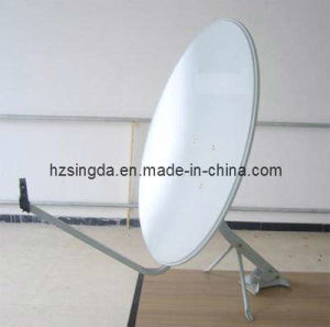 Ku-Band Satellite Antenna 75cm with SGS pictures & photos