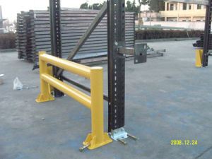 Upright Frame Barrier for Storage Rack pictures & photos