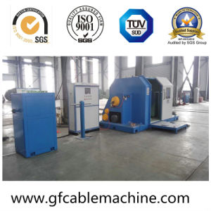 Horizontal High Speed Cantiliever Type Wire Cable Single Stranding Equipment pictures & photos