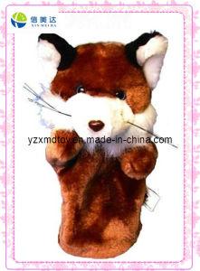 Custom Plush Animals Fox Puppet (XDT-0134) pictures & photos