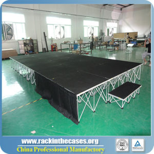 2017 Hot Sale Portable Smart Stage/ Mobile Stage for Concert Performance pictures & photos