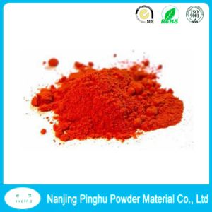 Waterproof Red Semi Gloss Powder Coating pictures & photos
