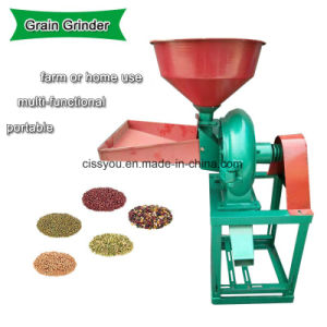 Electric Home Using Grain Spice Wheat Maize Grinder Machine pictures & photos