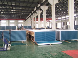 Hydrophlic Fin Copper Tube Air Handling Unit Heat Exchanger pictures & photos