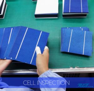 150W Mono Solar Panel with Certifications of Ce, CQC, and TUV pictures & photos
