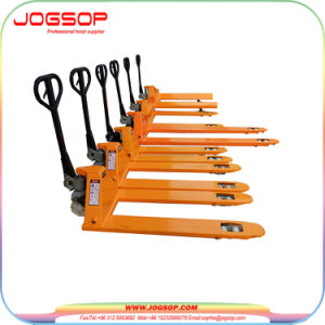 5t Hand Pallet Truck with Critical Hydraulic Pump, Easy Lifting pictures & photos