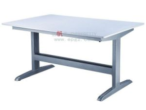 2017 School Library Furniture Students Wooden Reading Room Table (GT-84) pictures & photos