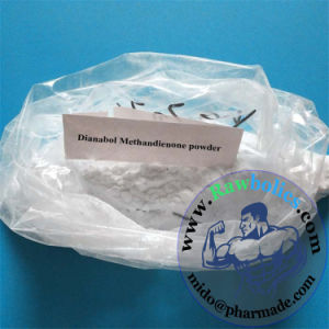 Raw Muscle Building Powder High Purity Dianabol Bully Labs pictures & photos