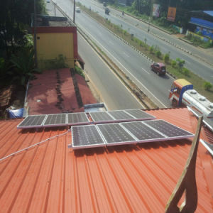 off-Grid 3kw Mini Projects Solar Power Systems Whole House pictures & photos