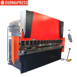 160t3200 Electrohydraulic Synchronous CNC Press Brake pictures & photos