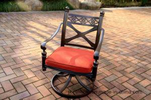 Garden Comfort Aluminum Swivel Chair Furniture pictures & photos