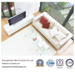 Modern Hotel Furniture with Lobby Three Seats Sofa (YB-0008) pictures & photos