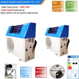 5kw, 7kw Solar Heat Pump Best Energy Saving Home Heaters pictures & photos