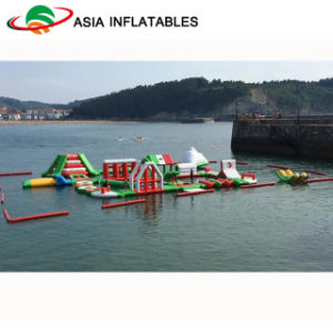 Inflatable Floating Water Park, Aqua Fun Park for Beach pictures & photos