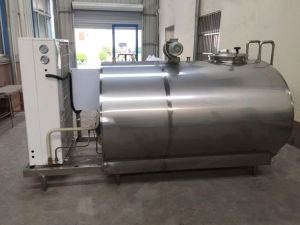 Milk Cooling Tank Milk Chilling Tank Milk Storage Tank Milk Tank pictures & photos