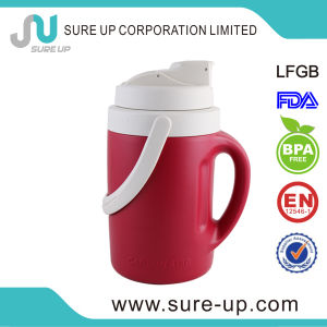 Plastic Insulated Picnic Water Cooler Jug 2.5 Litre pictures & photos