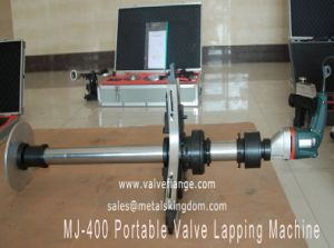 Mj100-400 Portable Globe Valve Grinding and Lapping Machine pictures & photos