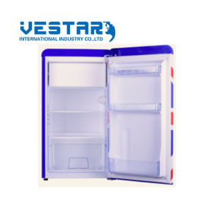 Mini Table Refrierator Freezer with Single Door pictures & photos