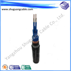 Fire Resistant PVC Insulation and Sheath Shield Control Cable pictures & photos