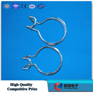 Stainless Steel Coiling Ring on Pole (model: F16) pictures & photos
