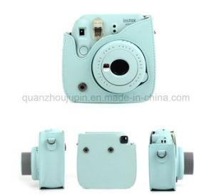OEM Waterproof PU Shoulder Polaroid Camera Bag pictures & photos