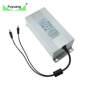 High Quality Aluminium Case 48V 4A Dual Output AC DC Switching Power Supply pictures & photos